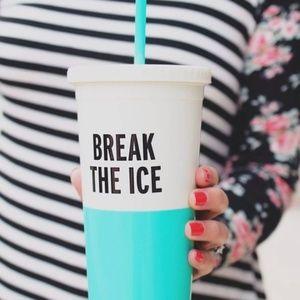 Kate Spade 'Break the ice' Insulated Tumbler